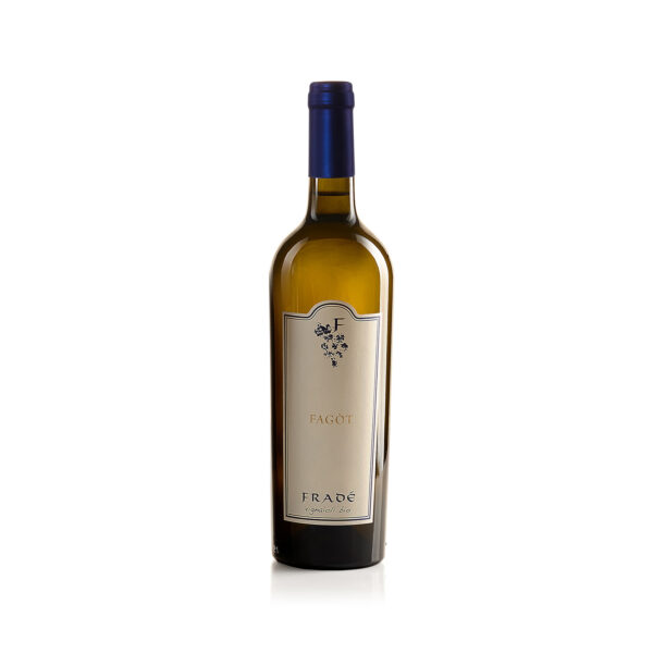 Fagot Bianco Bio della Provincia di Pavia Cantina Fradé Wine