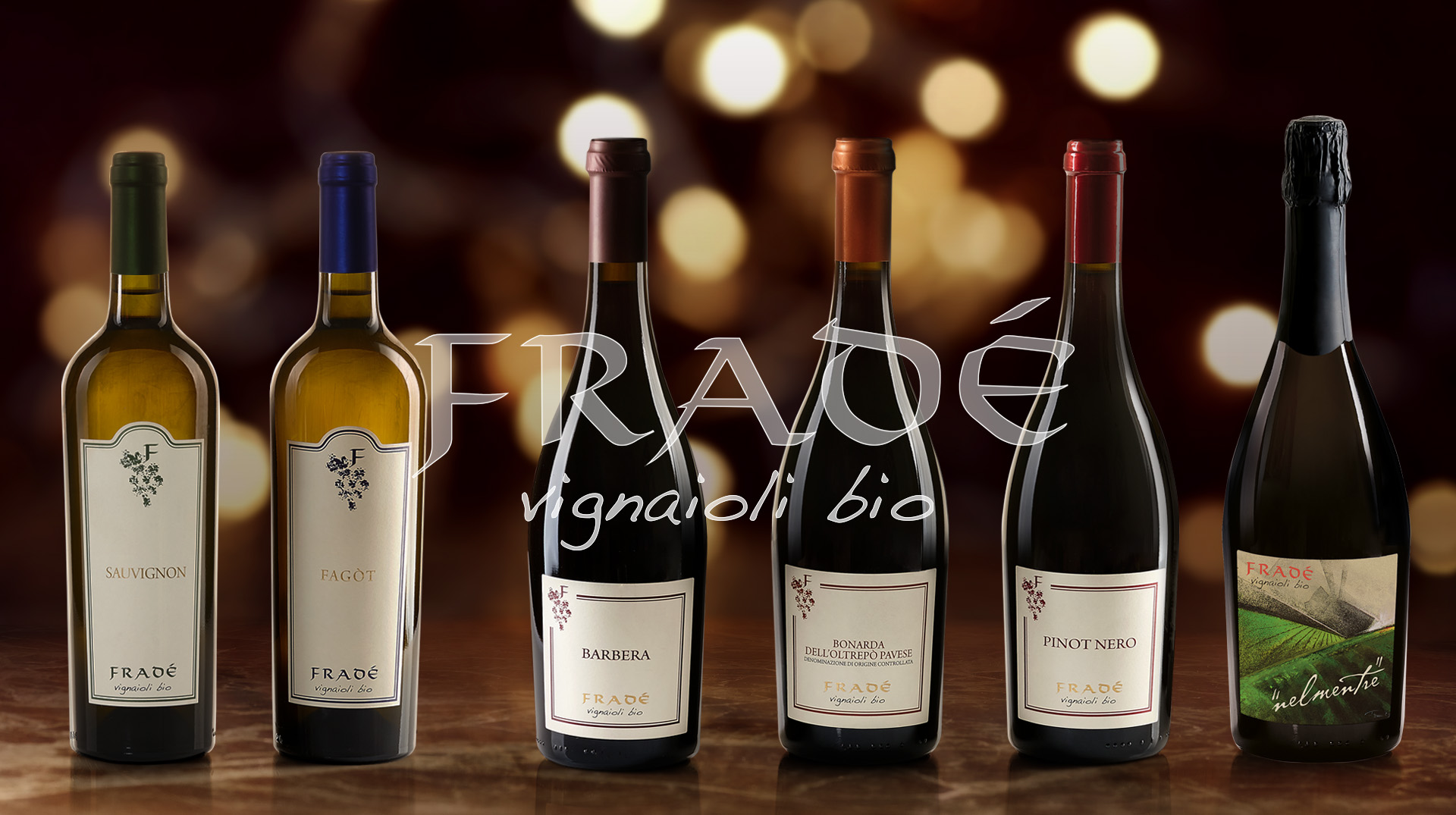 Fradé Wine vini